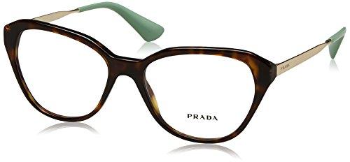 Prada - PRADA PR 28SV, Schmetterling, Acetat, Damenbrillen, HAVANA(2AU-1O1), 52/16/140