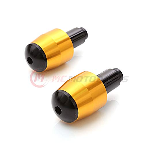 MC Motoparts Repose-pieds arri/ère antid/érapants pour Yamaha YZF R1 00-14 R6 03-16 Vmax 1700 09-17 YZF R1M R1S 15-19