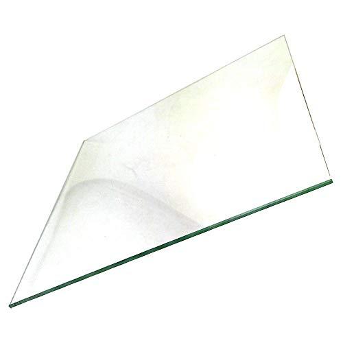 shengyuan Flashforge Dreamer, Pro and Creator 6' x 9'(235 * 155) mm Borosilicate Glass Print Bed 3d Printer CTC (Size : 6mm)
