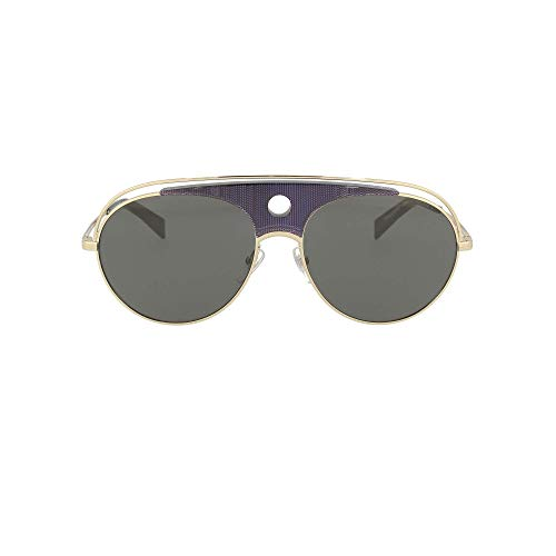 Alain Mikli Luxury Fashion Uomo 4010SOLE00487 Argento Metallo Occhiali Da Sole | Primavera-estate 20