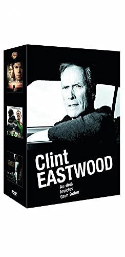 Coffret clint eastwood 3 films : au-delà ; gran torino ; invictus [FR Import]