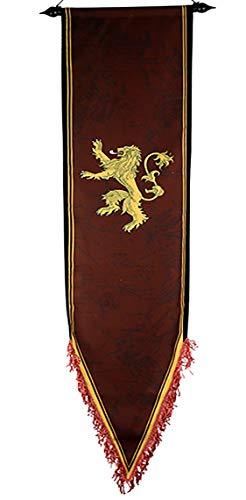 フランスベッド Game of Throne Cosplay Il Trono di Spade Flag Stark Manifesto