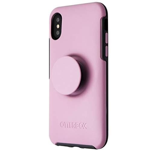 OtterBox + Pop Symmetry Series Phone Case for iPhone Xs / X - Mauveolous (Pink)