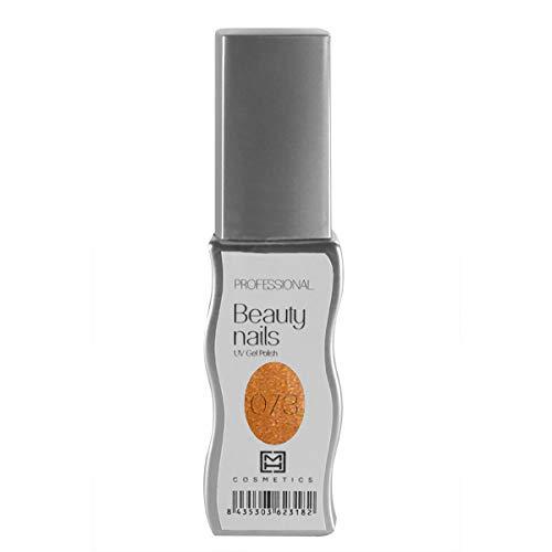 MH Cosmetics Gel Polish Vernis semi-permanent 073 Cuivre brillant 1 pièce 10 ml