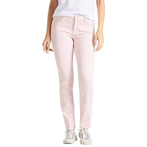 Lee Elly Jeans Vaqueros, Rosa (Pastel Pink 92), 29W / 31L para Mujer