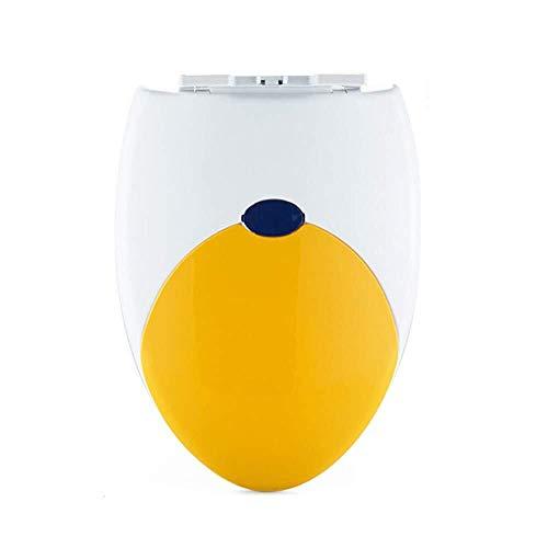 Zachte trage sluiting wc-bril V/U-vorm familie wc-bril met bufferpad snelle release ultra resistente top gemonteerde wc-hoes met kleine stoel 47cm*36cm