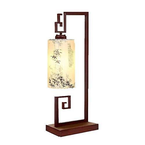 SPNEC Lámpara de Mesa, lámpara de cabecera del Dormitorio, Retro Simple de la Sala de Estar Decoración Estudio lámpara de Mesa