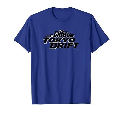 ワイルド・スピードX3 TOkYO DRIFT () ロゴ Tシャツ