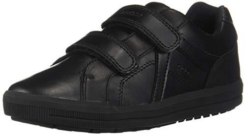 Geox J Arzach Boy G, Zapatillas, Negro (Black C9999), 38 EU
