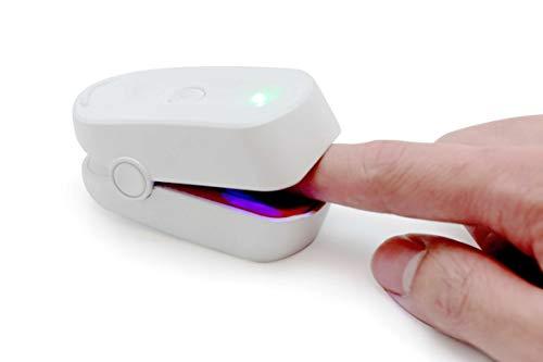 Wiederaufladbarer Nagelpilzlaser von Med-Fit (Mit erstklassigen Laserdioden, hergestellt in den USA) - Dual-Action-Behandlung mit bewährter Nagelpilzcreme - hochwirksame Nagelpilzbehandlung