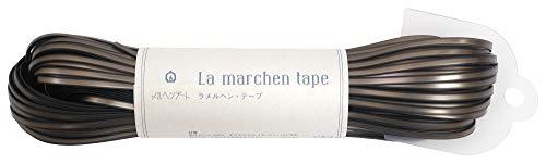 メルヘンアート ラ メルヘン・テープ 3mm 150g 約50m Col.174 フロストブロンズ 1玉