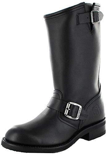 Sendra Boots 2944, Stivali da Motociclista Unisex Adulto, Nero (Negro), 37