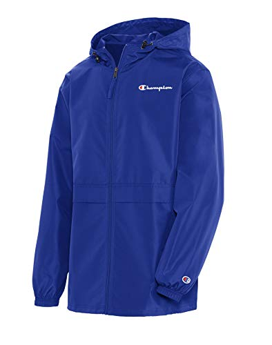 Champion Men's Full Zip Jacket, Surf The Web, Medium