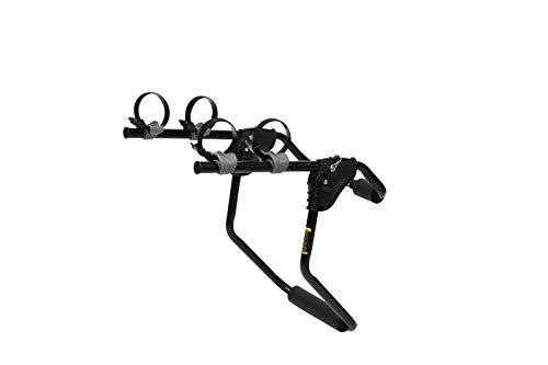 Schwinn Trunk Bike Rack, 2 Bicycle Carrier, Black