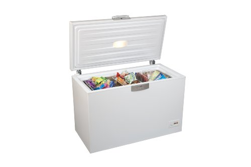 Beko HSA 29520 freestanding Chest 284L A+ White freezer - Freezers (Chest, 284 L, 18 kg/24h, 41 dB, A+, White)