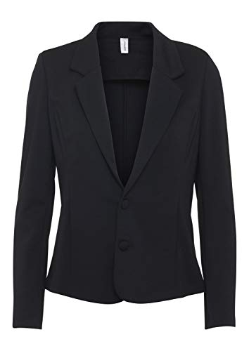 SOYACONCEPT - Damen Blazer in Schwarz, SC-Daniela 1 (23745-30), Größe:XS, Farbe:Black (9999)