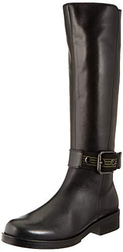 Gabor Shoes Damen 31.794.21 Mode-Stiefel, schwarz(grün), 38 EU