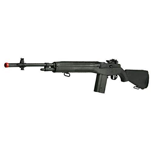 CYMA Softair Fucile Elettrico M14 Nero 0.9 Joule (CM032B)