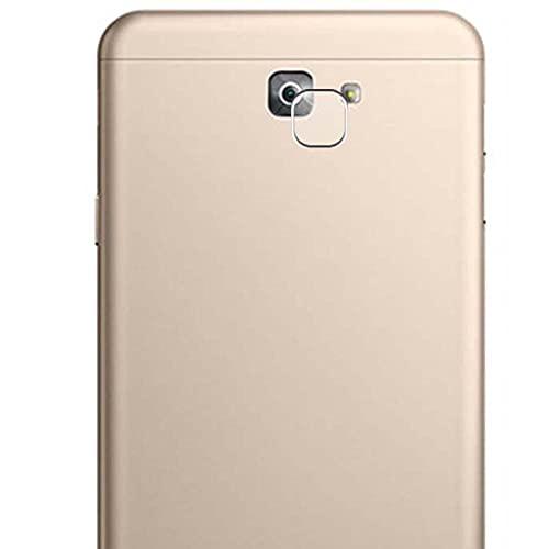 Vaxson 2 Unidades Protector de Lente de Cámara, compatible con Galaxy J7 Prime 2 Samsung [No Vidrio Templado/Funda Case ] TPU Película Protectora