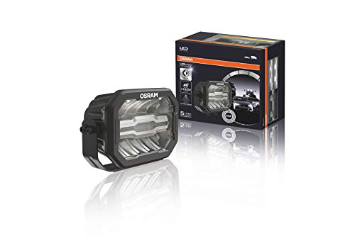 LEDriving CUBE MX240-CB, LED Zusatzscheinwerfer für Nah- und Fernlicht, Combo, 4000 Lumen, Lichtstrahl bis zu 430 m, LED Arbeitsscheinwerfer mit Standlicht, ECE Zulassung