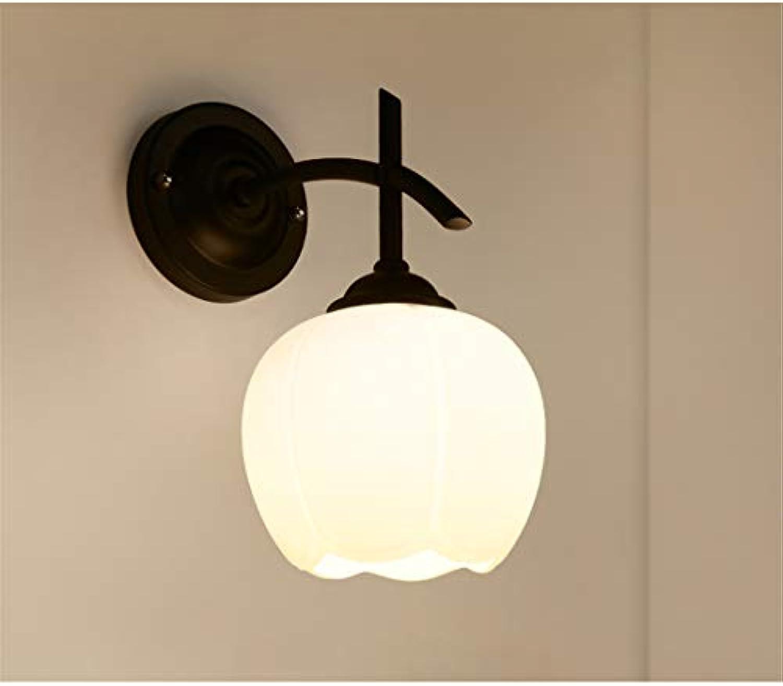 LHY LIGHT Kreative Wandleuchte Moderne Wandlampe Minimalistische Wandleuchten Lichter Einzigen Hauptlichter für Küche Wohnzimmer Flur Flur