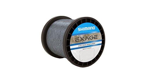 Shimano exage 1000 M 0,185 mm 2,90 kg de pesca monofilamento de línea mono cuerda ideal para Mono Line