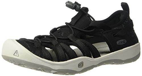 Keen 1016695 Moxie Sandal C-Black/Vapor C,8 US C/24 EU