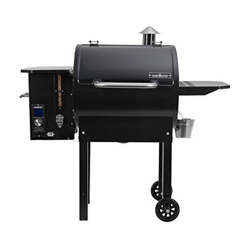 Camp Chef SmokePro DLX Pellet Smoker & Grill