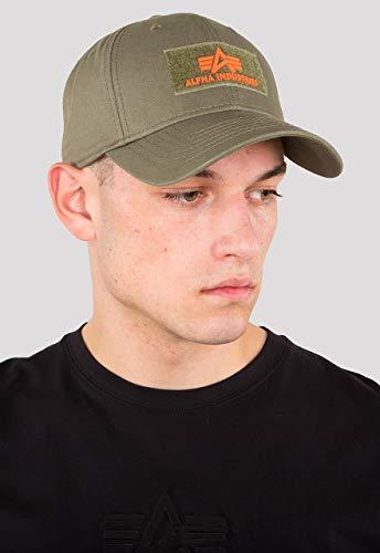 Alpha Industries Cap VLC II, Farbe:Dark Green, Größe:one size