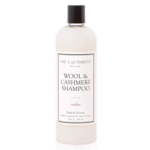 THE LAUNDRESS(ザ・ランドレス)  ウールカシミアシャンプー cedarの香り475ml