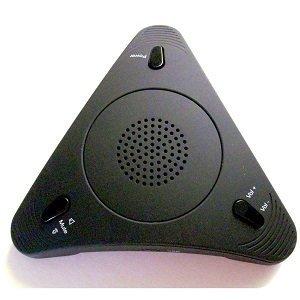 ハンズフリー 会話用 スピーカーフォン マイク 会議 Skype スカイプ USB WEB会議 USB給電 簡単操作 TEC-SKYPHONED