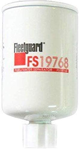 驚きの値段 FS19768 Fleetguard Fuel Filter Water Separator Pack 2 of 割引も実施中