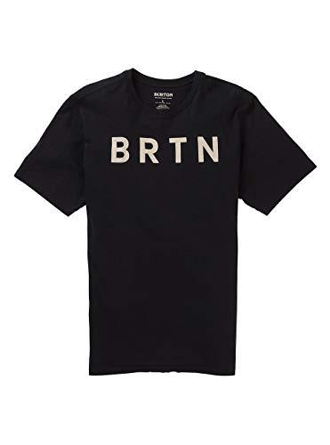 Burton Herren Brtn T-Shirt, True Black, M