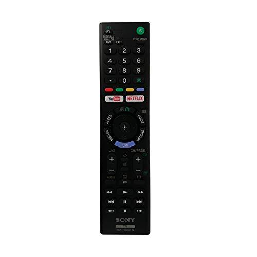 Factory Original SONY RMT-TX300P Universal Replacement TV Remote Control Substitute RMF-TX200U RMF-TX300U RMF-TX201U RMF-TX310U RMF-TX220U RMF-TX300B RMF-TX310B RMF-TX200B RMT-TX102U RMT-TX100U