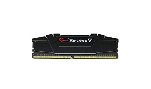 G.Skill Ripjaws V Series 8GB (2 x 4GB) 288-Pin DDR4 SDRAM DDR4 3200 (PC4 25600) Desktop Memory Model F4-3200C16D-8GVKB