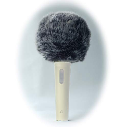 Stage Wireless Karaoke-Handheld Dynamisches Gesangsmikrofon Windschutzscheibe kompatibel mit Shure SM58 Beta 58 87A PG58 PGA48LC KSM9 SM86 AKG C5 C7 C535EB SENNHEISER E935 E822S E945 E822S XS1