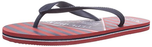 Pepe Jeans London SWIMMING STAMP, Herren Zehentrenner, Blau (585MARINE), 42 EU