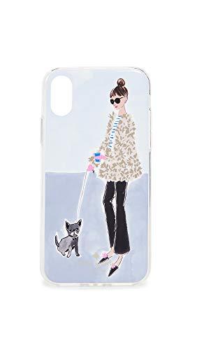 Kate Spade New York Brooklynite iPhone Xs/X Case, Multi, One Size