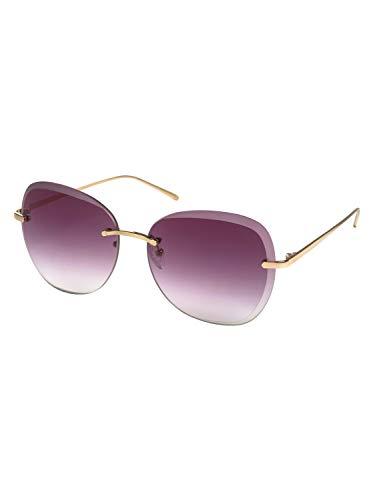 Pilgrim Damen Sonnenbrille Dolly lila One Size