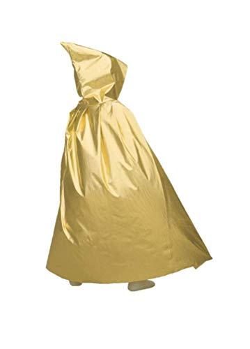 Matissa Zauberer-Kapuzenumhang für Kinder und Erwachsene, Vampir-Robe, Halloween-Kostüm
