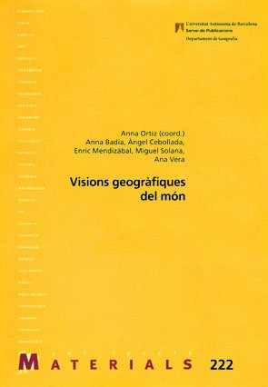 Visions geogrˆfiques del m—n: 222 (Materials)