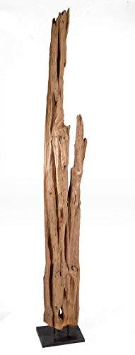 Sit Möbel 07900-99 Skulptur braun 30x30x200 cm Unikat Teak-Treibholzäste