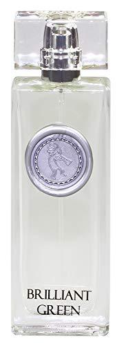 Greendoor Eau de Parfum EdP Brilliant Green 50ml, vegan, Bio Alkohol, frisches Damen Natur Parfüm aus der Manufaktur, Naturkosmetik, rein natürlich Geburtstags-Geschenk Geschenke Weihnachten