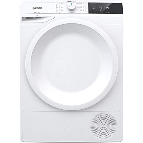 Gorenje DE7B Freestanding B Rated Condenser Tumble Dryer - White