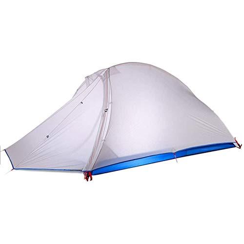 TYUIOO Tiendas de campaña/Carpa con Sala de Pantalla Portátil Liviana Tienda al Aire Libre Impermeable y a Prueba de Viento Tienda al Aire Libre Camping Camping Picnic Tienda Tienda para Acampar