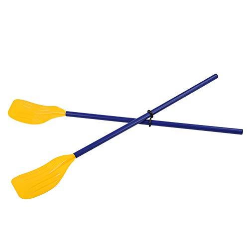 FECAMOS Remo para Kayak, Remo de Remo para Kayak Desmontable, Remo para Canoa para Kayak para Barco de Pesca