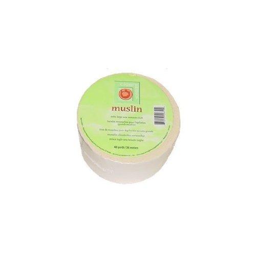 Clean & Easy Wax Remover Strips Muslin Roll 40yd
