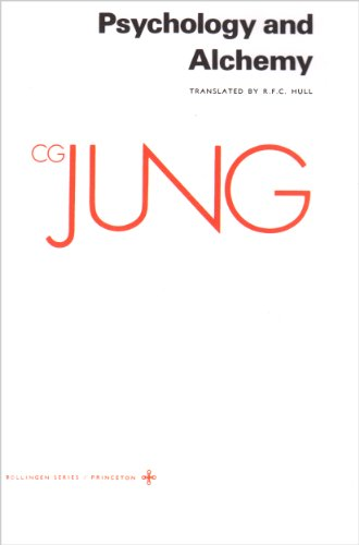 Psychology and Alchemy (Collected Works of C.G. Jung Vol.12)