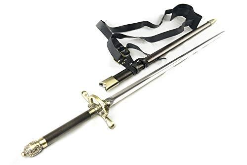 dragonreborn Arya Stark Nadel Schwert mit Scheide - 99cm