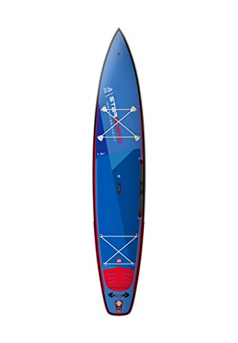 Starboard 12'6 Touring Deluxe Single Chamber SUP 2021 30.0'